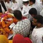 The last journey of Lt Kiran Shekhawat