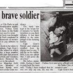 Capt Vinayak Gore's story in Mid Day