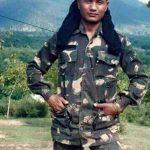 Naik Chittranjan Debbarma