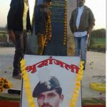 A tribute to Lance Naik Rajendra Yadav