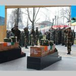 Army pays tribute to Gunner Sahadev Maruti More