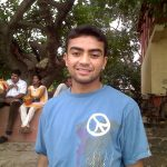 A young Lt Navdeep Singh AC