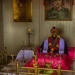 Sep Harbhajan Singh's Statue