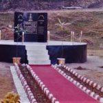 The Martyr's Memorial in Almora