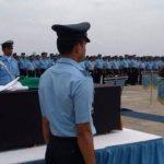 IAF Officials' Last Salute to Flt Lt S Achudev