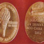 Badge of Sacrifice- Indo-China War 1962