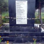 Memorial of Lt Col Bramhanand Avasthy