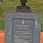 Memorial of Capt Chander Narain Singh at Dharamshala