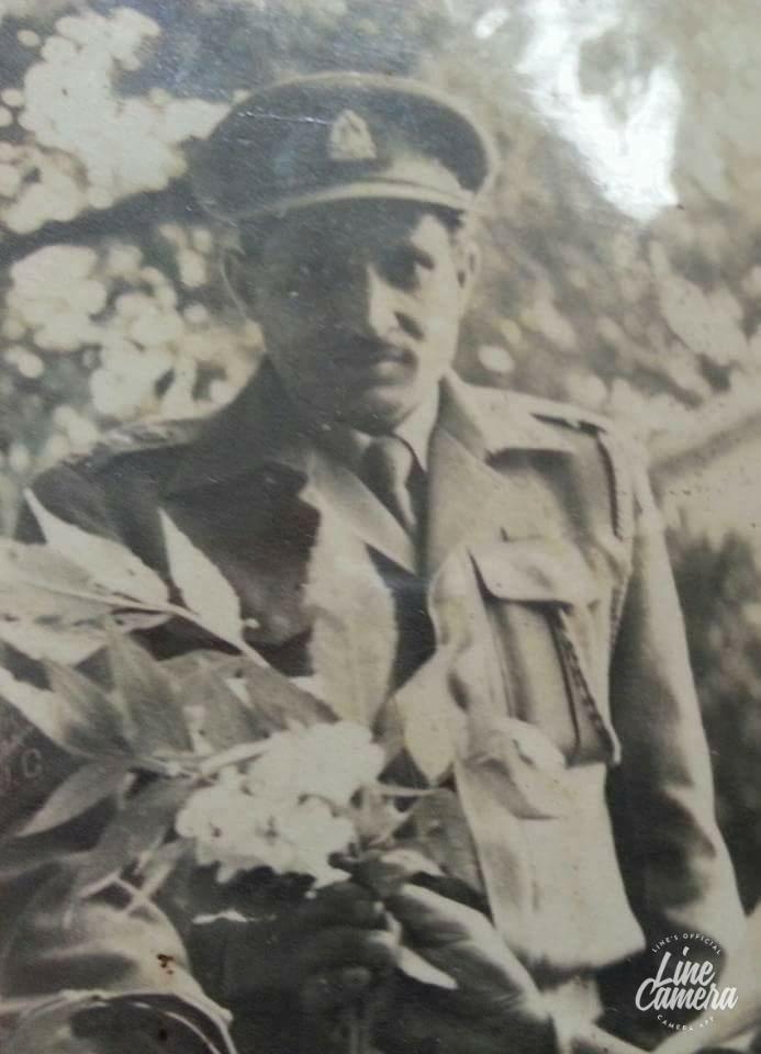 Major Balram Singh Jamwal