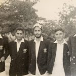 2nd Lt N Sisodia with his comrades
