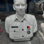 National war memorial of 2nd Lt Hawa Singh