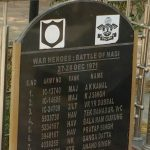Memorial of Nagi Battle Heroes