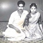 Subedar Shreedhara Das VrC with his wife