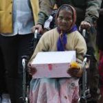 Ranchi Woman, 86, Brings Soil From Martyr Husband's Grave In Agartala