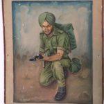 2nd Lt Jasmail Singh Khokhar