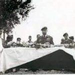 Flt Lt Lawrence Fredrick Pereira's last journey