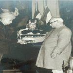 "His father receiving"" Vir Chakra"" award"