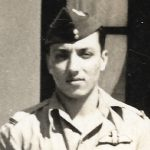 As a young Pilot Officer
