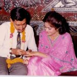 Major Vikrant Sastry engaged, to Seema in 1988