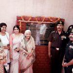 School renaming function in Kosli in Haryana
