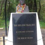 Memorial of Brig Sher Jung Thapa MVC