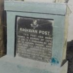 A post in Kashmir has been named in his honour