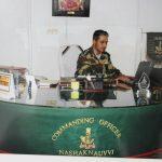 Colonel Vasanth Venugopal.