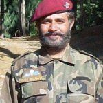 Major Vivek Singh Bhandral