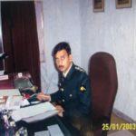 Major Amit Rathi
