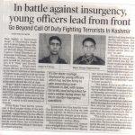 Major Dinesh Raghu Raman AC2