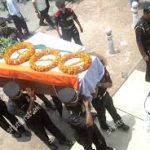 The last journey of Brig Ravi Datt Mehta