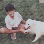 Maj Mohit sharma in his childhood