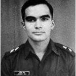 Captain Sumeet Roy VrC