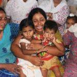 Family Members of Lance Niak Gurdev Singh