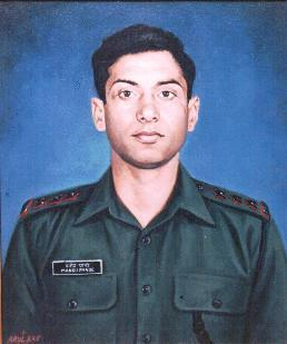 captain Manoj Kumar Pandey 6
