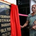 Captain Manoj Kumar Pandey's memorial