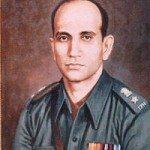 Lt Col A B Tarapore PVC