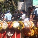 The last journey of Lt Col Niranjan