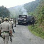 Convoy of the 6 Dogra infantry was ambushed in Manipur