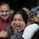 Subedar Singh's daughter Madhu mourns his death
