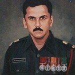 Major R Parameshwaran PVC