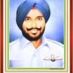 Flying Officer Nirmaljit Singh