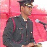 Captain Prem Kumar Patil