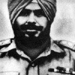 Sub Joginder Singh PVC