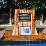 Sqn Ldr Ajay Ahuja's memorial