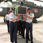 The last journey of Sqn Ldr Ajay Ahuja