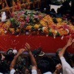 The last journey of Martyr Lt Amit Bharadwaj