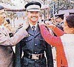 Capt Amol Kalia with his Parents