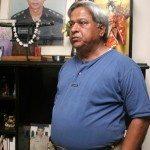 Captain Anuj's father, S.K Nayyar