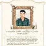 Captain Anuj Nayyar, MVC